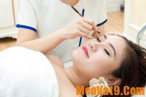 Cách chăm sóc lông mày sau khi phun đúng cách