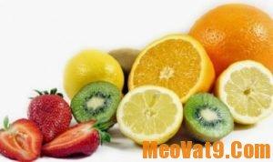 Cách trị sẹo lõm bằng trái cây an toàn, hiệu quả cực nhanh