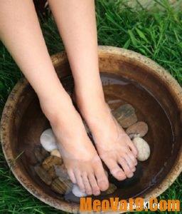 Mẹo trị nước ăn chân cực nhanh và an toàn
