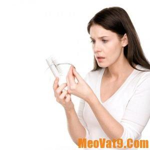 Những nguyên nhân gây rụng tóc thường gặp