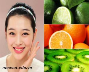 Những thực phẩm làm đẹp da giúp bạn luôn tươi trẻ