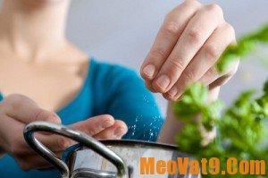 Mẹo sử dụng muối trong nấu ăn cho trẻ đúng cách nhất