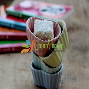 Bánh Đậu Xanh Dừa