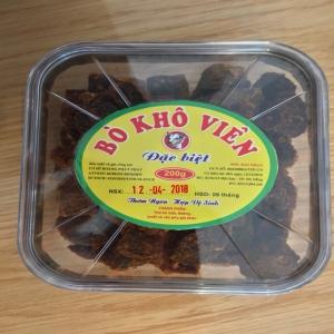 Bò Khô Viên Đà Nẵng