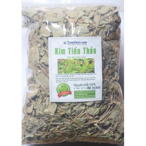 Cây Kim tiền thảo khô