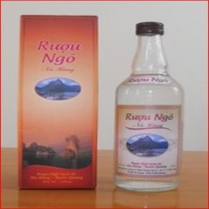 Rượu ngô Na Hang