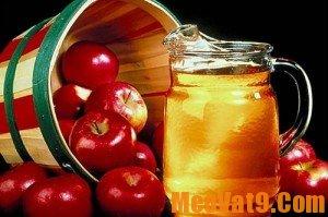Mẹo chăm sóc da bằng giấm táo và những lưu ý cần biết