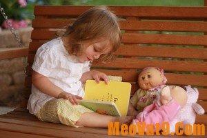 Mẹo giúp trẻ yêu thích đọc sách cực đơn giản