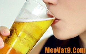 Mách bạn những mẹo làm đẹp với bia cực hay