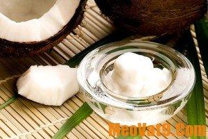 Mẹo làm trắng da bằng dầu dừa nhanh chóng, hiệu quả cao