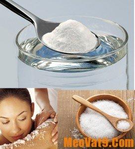 Hướng dẫn cách trị mụn nước bằng muối hạt cực hiệu quả